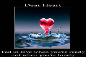 Heart Quotes ,love,Inspirational Quotes, Motivational Thoughts ,images