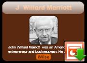 Download J Willard Marriott Powerpoint