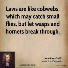 Cobwebs Quotes