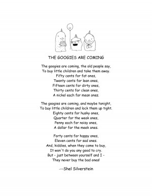 shel silverstein band aid poem The Giving Tree Lesson Plans: Shel ...