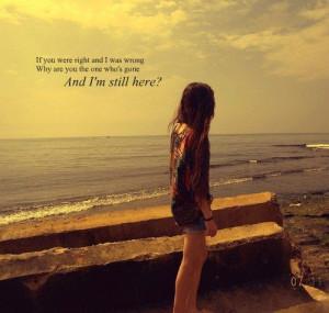 Still Here- Vertical Horizon