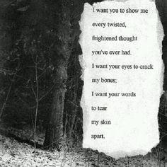 Depression Tumblr Poems Like. amazing poem i found on