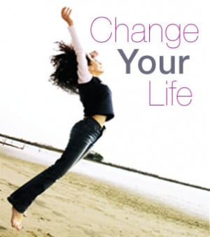 "... only one choice away from changing your life."" – Mary Blochowiak"