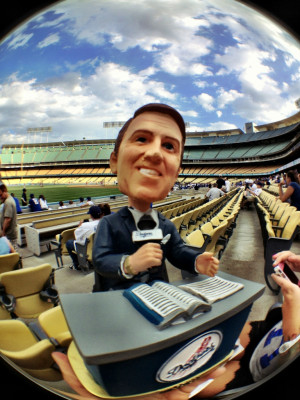Vin Scully Bobblehead For...