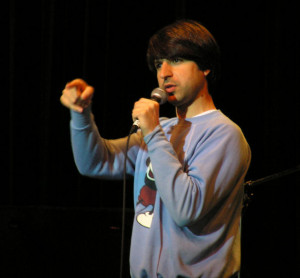 Hot Dude Of The Day: Demetri Martin's So Adorbz, It's Not Even Funny