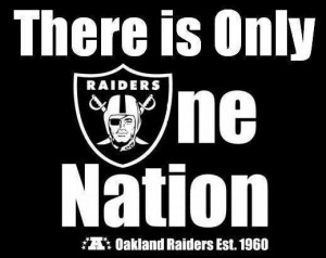 There is only one nation
