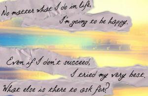 Happy Inspirational Quotes