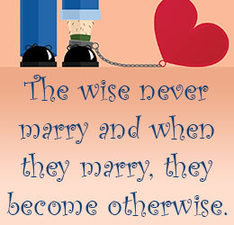 Funny Quotes About Getting Married ~ Funny Quotes and Sayings | Buzzle ...