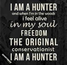 Hunter #HuntingQuote
