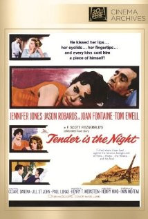 Tender Is the Night (1962) Poster