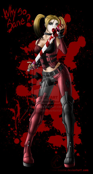 Harley Quinn by Know-Kname