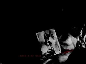 Joker Quotes HD Wallpaper 15