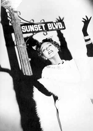 The public, not I, made Gloria Swanson a star.