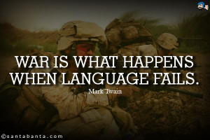 War Quotes Images and Pictures...
