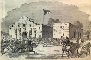 ... of the fighting during the Battle of the Alamo ended March 6th, 1836