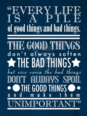 11th Doctor Quote poster by VulpesvulpesLady