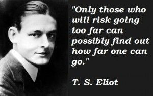 ts eliot quotes - Google Search