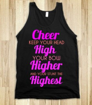 ... With Quotes , Cheerleading Shirts Designs , Cheerleading Sayings