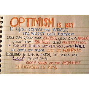 optimistic, quotes, sayings, negative, cool, better