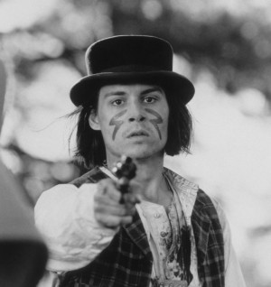 Movie Publicity Photos - Dead Man (1995)
