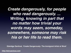 January 19 - Edwidge Danticat's Birthday