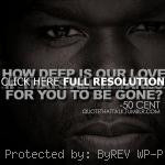 ... life rapper, 50 cent, quotes, sayings, on life, deep rapper, 50 cent