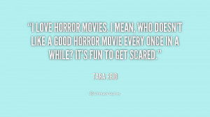 Scary Horror Movie Quotes