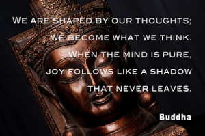 quote+Buddha+from+Dhammapada+on+karma+by+House+of+Doves+flickr+ ...