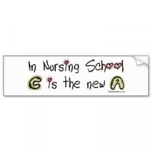 Nursing School Funny Quotes