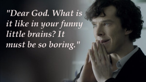 Sherlock quote by PosidonPuppi