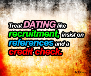 Quote about online dating