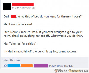 real funny facebook status quotes
