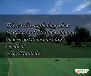 Mythology Quotes