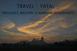 Travel Quotes: Mark Twain II