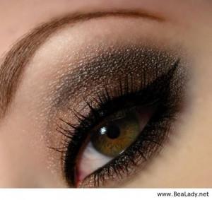 Girls With Hazel Eyes Quotes Smokey eye hazel-green eyes