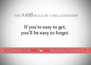 True. Make a Lasting Impression!