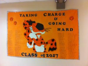 Congratulations Class...