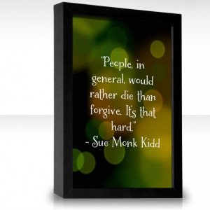 Quote by Sue Monk Kidd: