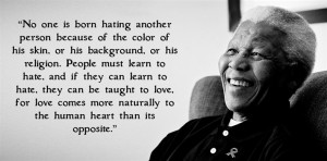 There are so many memorable quotes Nelson Mandela has left uswith but ...