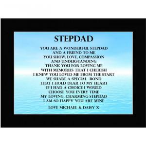 Happy Birthday Step Dad Poems Happy birthday step dad poems