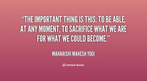 Maharishi Mahesh Yogi Quotes