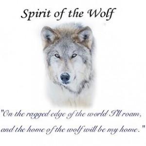 Wolf Spirit Quote