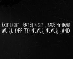 Metallica Quotes From Songs Sandman quotes, metallica