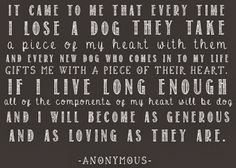dogs loss chalkboard frame / pet loss / quotes. andwhosaysyoucant.com