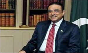 KARACHI: President Asif Ali Zardari has felicitated Mamnoon Hussain on ...