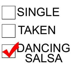 That's how it is, boo. #SorryImNotSorry www.salsadancedvd... More