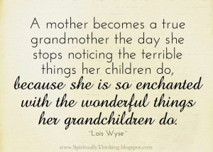 True Grandmother