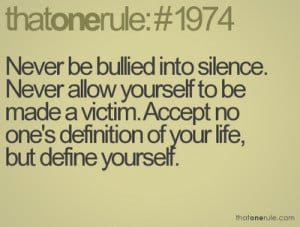 Anti-Bully Blog's Quotes of the Day ~ The Anti-Bully Blog