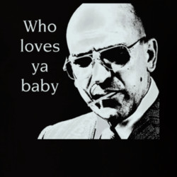 Telly Savalas Who Loves