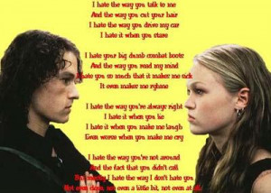 Unpro Goes Retro: 10 Things I Hate About You